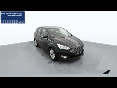 Ford C-max 1.0 EcoBoost 125ch Stop&Start Titanium Euro6.2 occasion