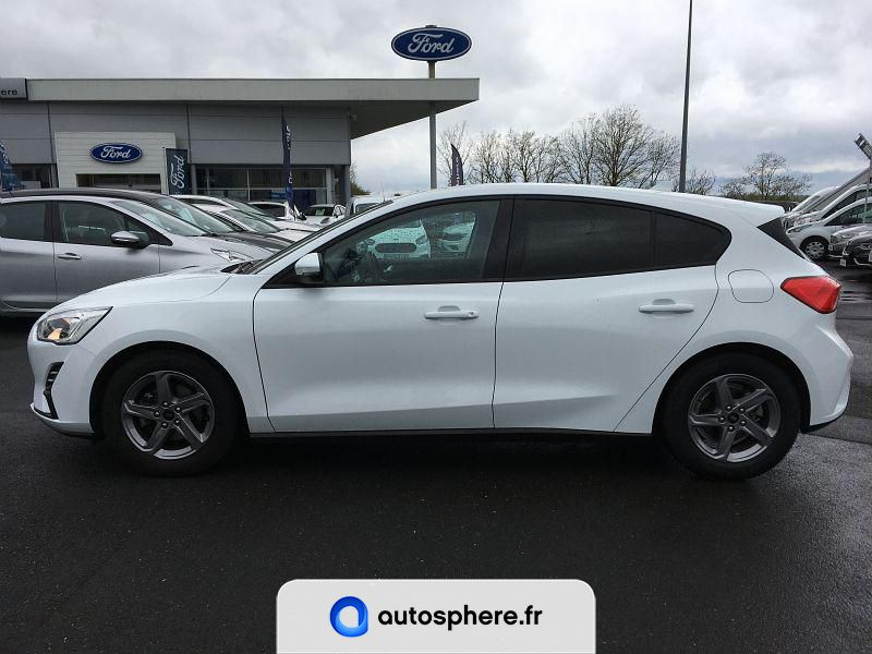 FORD FOCUS 1.0 ECOBOOST 100CH STOP&START TREND - Miniature 3