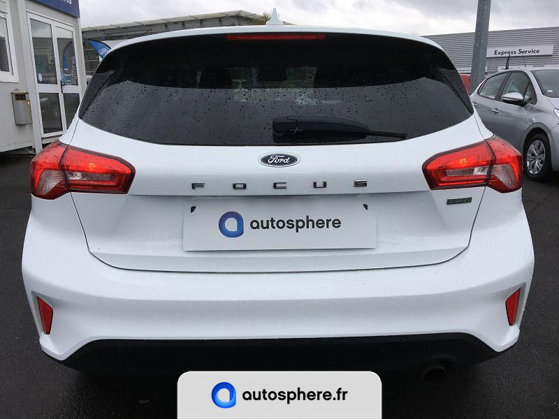 FORD FOCUS 1.0 ECOBOOST 100CH STOP&START TREND - Miniature 4