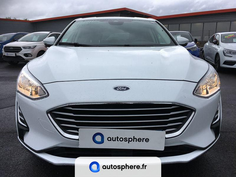 FORD FOCUS 1.0 ECOBOOST 100CH STOP&START TREND - Miniature 5