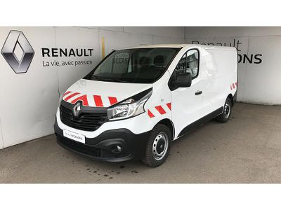 Leasing Renault Trafic Fourgon Trafic Fgn L1h1 1000 Kg Dci 95 E6 S