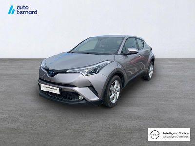 Leasing Toyota C-hr 122h Dynamic Business 2wd E-cvt
