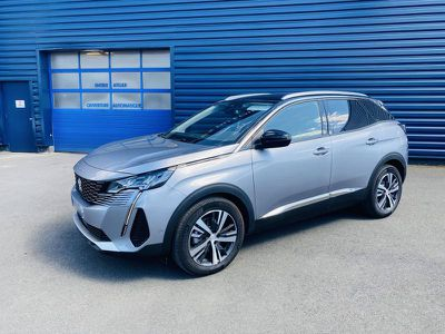 Peugeot 3008 1.5 BlueHDi 130ch S&S Allure Pack EAT8 occasion