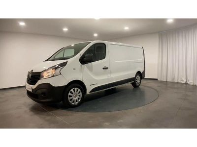 Leasing Renault Trafic L2h1 1200 1.6 Dci 120ch Energy Grand Confort