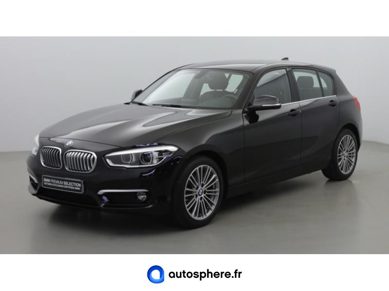 BMW SERIE 1 116I 109CH URBANCHIC 5P EURO6D-T - Photo 1
