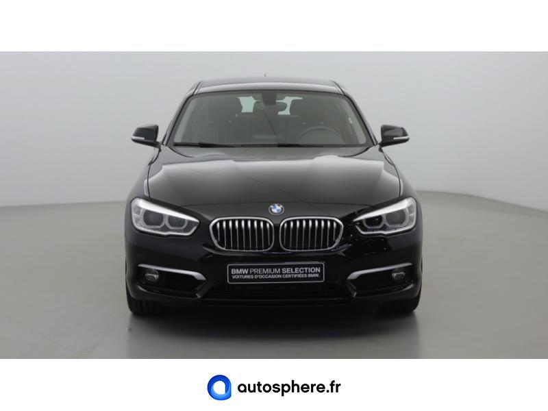 BMW SERIE 1 116I 109CH URBANCHIC 5P EURO6D-T - Miniature 2