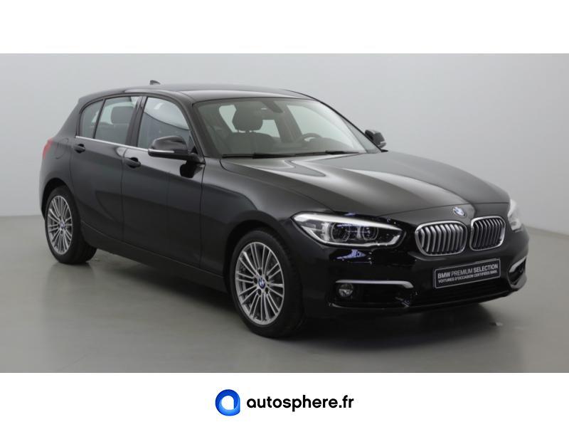 BMW SERIE 1 116I 109CH URBANCHIC 5P EURO6D-T - Miniature 3