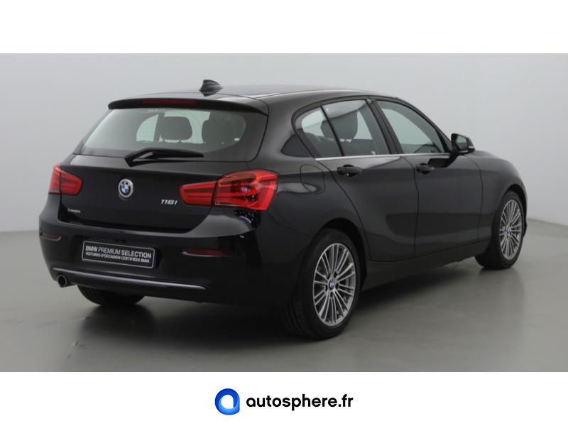 BMW SERIE 1 116I 109CH URBANCHIC 5P EURO6D-T - Miniature 5