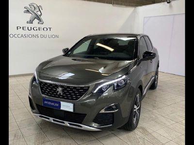 Leasing Peugeot 3008 Hybrid 225ch Gt Line E-eat8