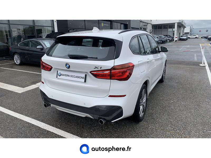BMW X1 XDRIVE20D 190CH M SPORT - Miniature 2