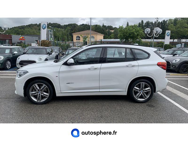BMW X1 XDRIVE20D 190CH M SPORT - Miniature 3