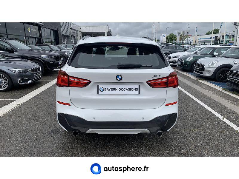 BMW X1 XDRIVE20D 190CH M SPORT - Miniature 4