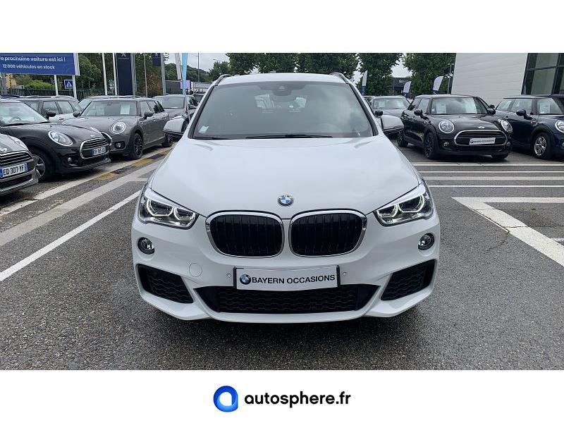 BMW X1 XDRIVE20D 190CH M SPORT - Miniature 5
