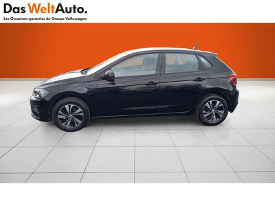 VOLKSWAGEN POLO 1.0 TSI 95CH LOUNGE BUSINESS EURO6D-T - Miniature 3