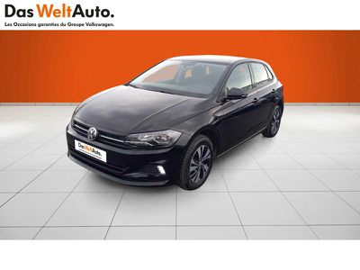 VOLKSWAGEN POLO 1.0 TSI 95CH LOUNGE BUSINESS EURO6D-T - Miniature 2