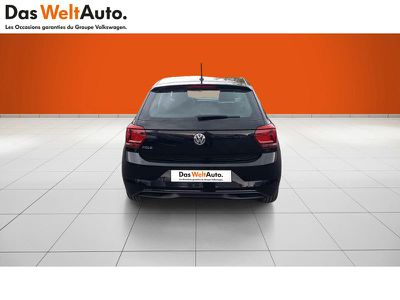 VOLKSWAGEN POLO 1.0 TSI 95CH LOUNGE BUSINESS EURO6D-T - Miniature 4