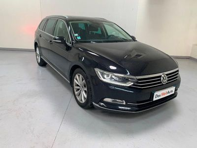 Volkswagen Passat Sw 2.0 TDI 150ch BlueMotion Technology Carat Edition DSG6 occasion