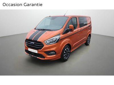 Ford Transit Custom 310 L1H1 2.0 TDCi 170 S&S Cabine Approfondie Sport BVA6 occasion