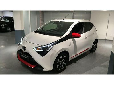 Toyota Aygo 1.0 VVT-i 69ch x-play x-shift 5p occasion