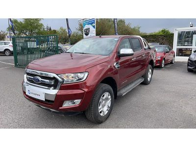Leasing Ford Ranger 2.2 Tdci 160ch Double Cabine Limited Bva