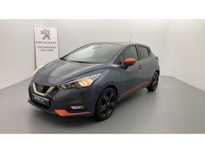 Nissan Micra 0.9 IG-T 90ch Tekna occasion