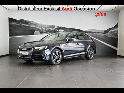 Audi A4 Avant 2.0 TDI 190ch Design Luxe quattro S tronic 7 occasion