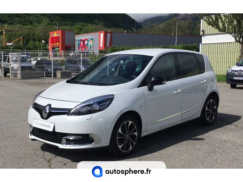 RENAULT SCENIC 1.6 DCI 130CH ENERGY BOSE EURO6 2015 - Miniature 1