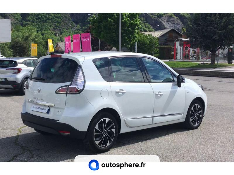 RENAULT SCENIC 1.6 DCI 130CH ENERGY BOSE EURO6 2015 - Miniature 2
