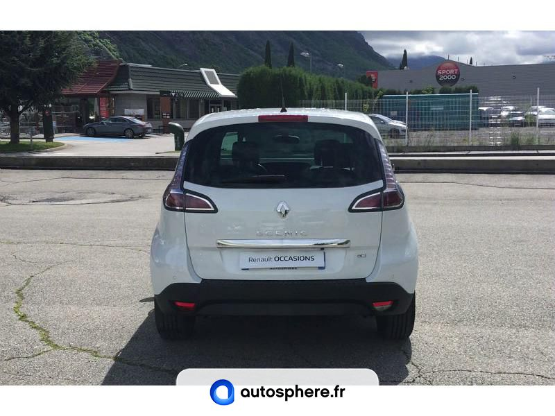 RENAULT SCENIC 1.6 DCI 130CH ENERGY BOSE EURO6 2015 - Miniature 4