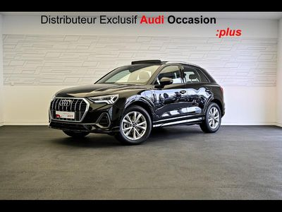 Audi Q3 45 TFSI e 245ch S line S tronic 6 occasion