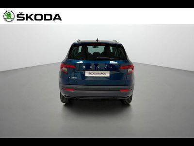 SKODA KAROQ 1.6 TDI 116CH SCR DRIVE DSG EURO6D-T - Miniature 4