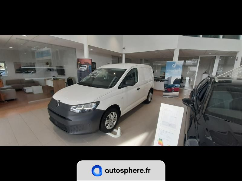 VOLKSWAGEN CADDY CARGO 2.0 TDI 102CH BUSINESS - Photo 1