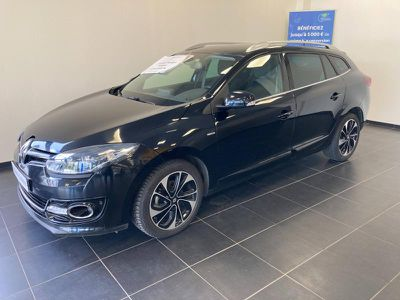 Renault Megane Estate 1.6 dCi 130ch energy Bose Euro6 2015 occasion