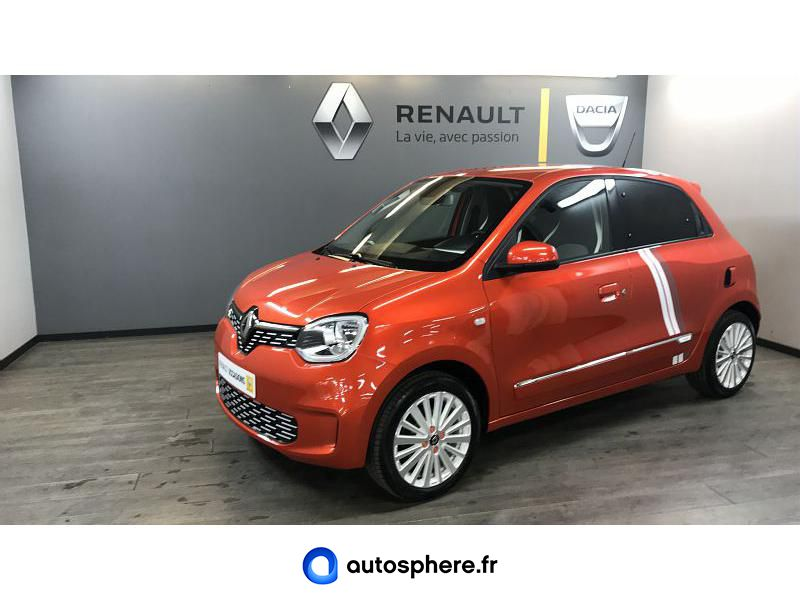 RENAULT TWINGO 1.0 SCE 65CH VIBES E6D-FULL - Miniature 1