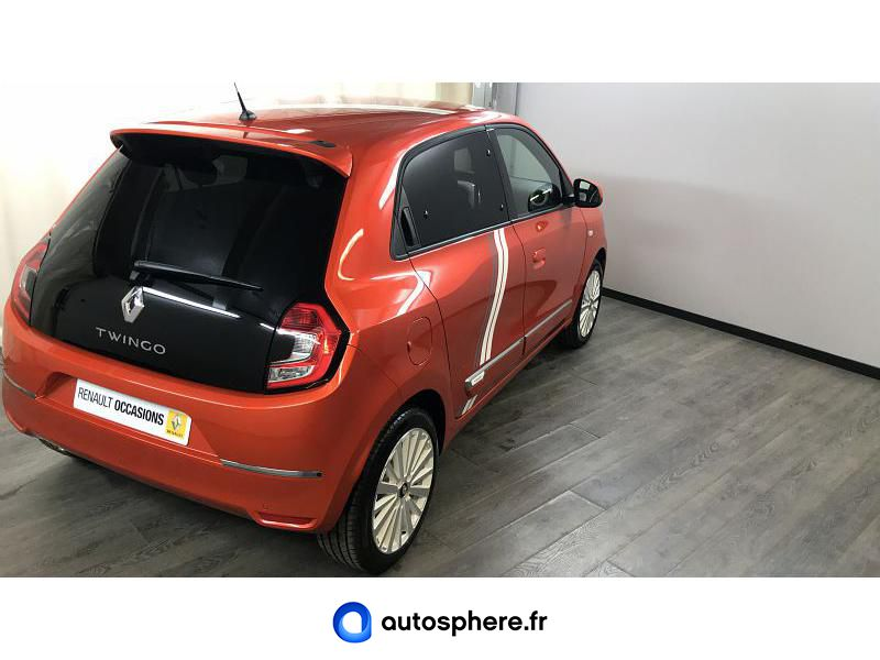 RENAULT TWINGO 1.0 SCE 65CH VIBES E6D-FULL - Miniature 2
