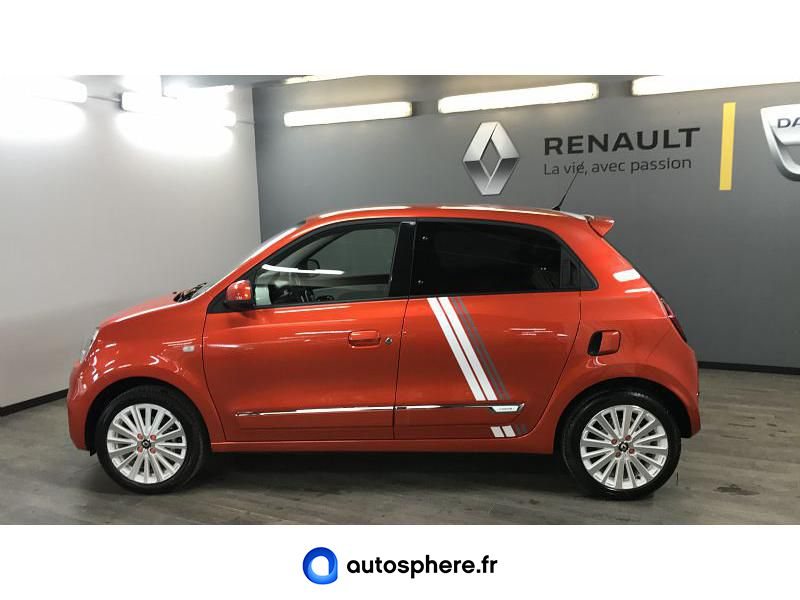 RENAULT TWINGO 1.0 SCE 65CH VIBES E6D-FULL - Miniature 3