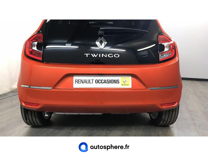 RENAULT TWINGO 1.0 SCE 65CH VIBES E6D-FULL - Miniature 4