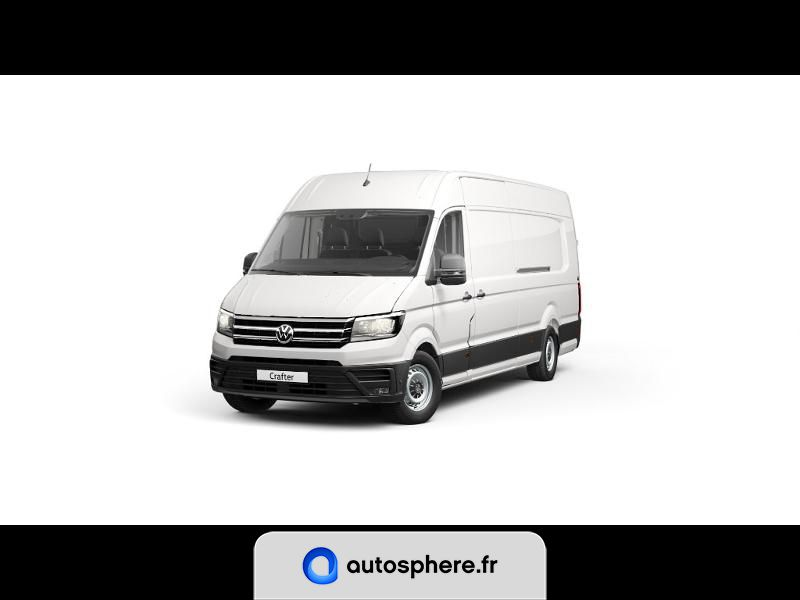 VOLKSWAGEN CRAFTER 35 L5H3 2.0 TDI 140CH BUSINESS LINE TRACTION BVA8 - Photo 1