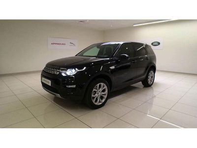 Land-rover Discovery Sport 2.0 TD4 150ch AWD HSE Mark II occasion