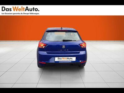 SEAT IBIZA 1.0 ECOTSI 95CH START/STOP STYLE EURO6D-T - Miniature 5