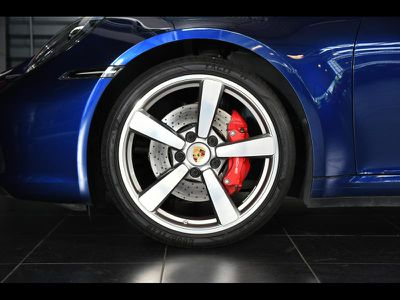 PORSCHE 911 CABRIOLET 3.0 450CH S - Miniature 5