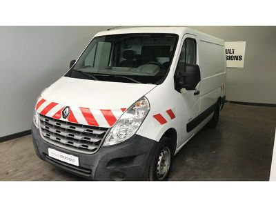 Renault Master F2800 L1H1 2.3 dCi 100ch Confort occasion