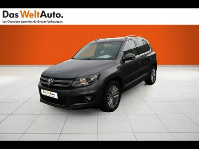 Volkswagen Tiguan 2.0 TDI 110ch BlueMotion Technology FAP Cup occasion