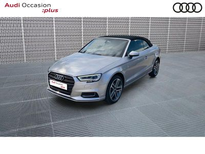Audi A3 Cabriolet 35 TFSI 150ch Design luxe S tronic 7 Euro6d-T occasion