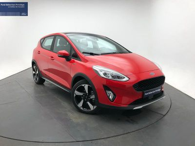 Ford Fiesta 1.5 TDCI 85CH 6.2 6 VIT ACTIVE 5 PORTES 2020.25MY occasion