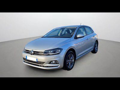 Volkswagen Polo 1.0 TSI 115ch Carat Euro6d-T occasion