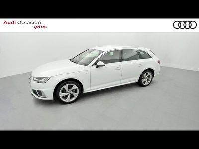 Audi A4 Avant 35 TDI 150ch S line S tronic 7 Euro6d-T occasion