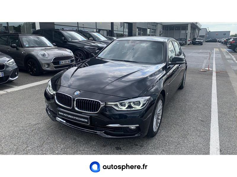 BMW SERIE 3 330EA 252CH LUXURY - Miniature 1