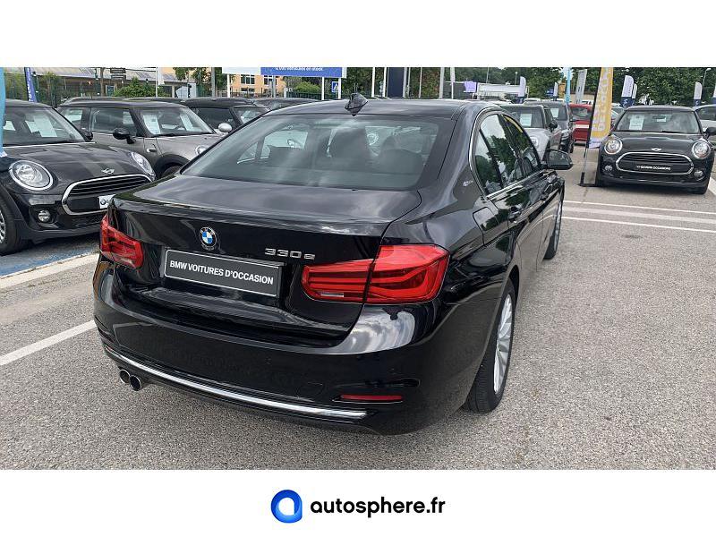 BMW SERIE 3 330EA 252CH LUXURY - Miniature 2