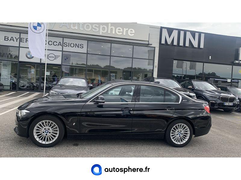 BMW SERIE 3 330EA 252CH LUXURY - Miniature 3